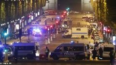 Заподозрян за атаката в Париж се предал на властите в Белгия
