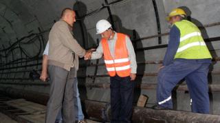 Борисов: Японците бавят строителството на метрото с 1г.