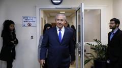 Повдигат обвинения срещу Нетаняху за корупция, отива на съд