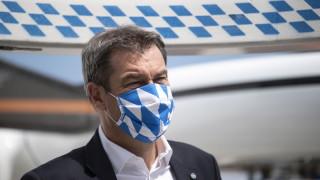 Бавария открива станции за тестове за коронавирус