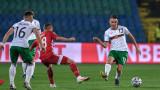 България - Унгария 1:3 (Развой на срещата по минути)
