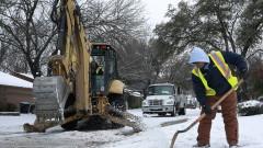 Над 250 000 души остават без питейна вода след студовете в САЩ