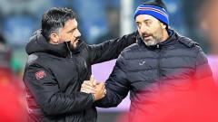 Милан ще има нов треньор до часове
