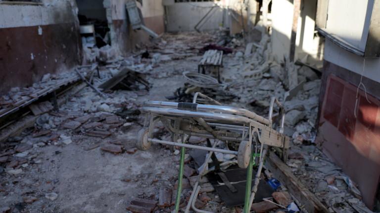 Американски дронове удариха цели в Сирия