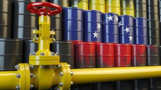 Петролът скочи над $58. Санкции срещу руска компания във Венецуела