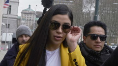 В САЩ задържаха жената на наркобарона Ел Чапо