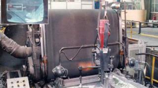 Първа копка на френски завод за авточасти направиха край Русе