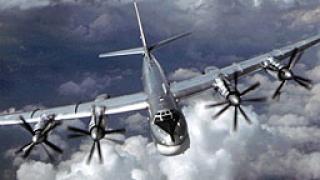 Руски бомбардировач паникьоса японските ВВС