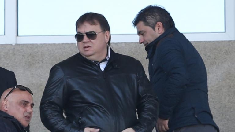 Николай Жейнов: Лудогорец, ЦСКА и Левски имат заделени пари за трансфери