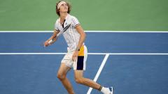 Борна Чорич изхвърли Александър Зверев от US Open