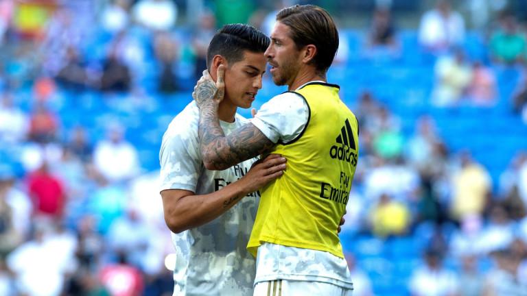 Серхио Рамос иска да приключи с футбола в Реал (Мадрид)