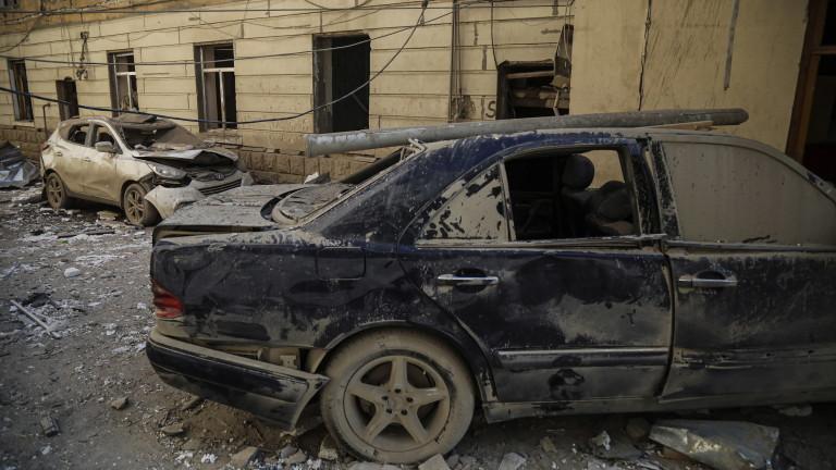 Нови жертви на войната в Нагорни Карабах