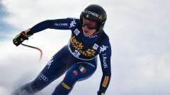 София Годжа спечели второто спускане във Вал д'Изер