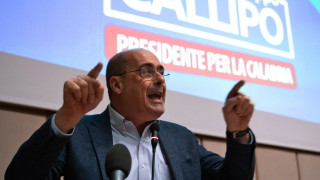 Лидерът на една от управляващите партии в Италия заразен с новия коронавирус