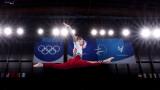 Немските гимнастички срещу изрязаните екипи