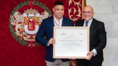 Роналдо избухна срещу съдийството в Испания