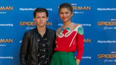 Имат ли връзка Том Холанд и Зендая