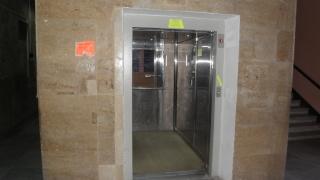 Учат децата в София как да ползват асансьорите безопасно