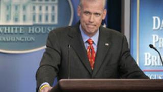 Говорителят на Белия Дом се оттегля от поста