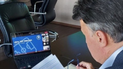 Боби Михайлов участва в работна среща на ръководителите на европейския футбол