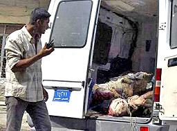 Камион с хлор се взриви близо до Рамади в Ирак