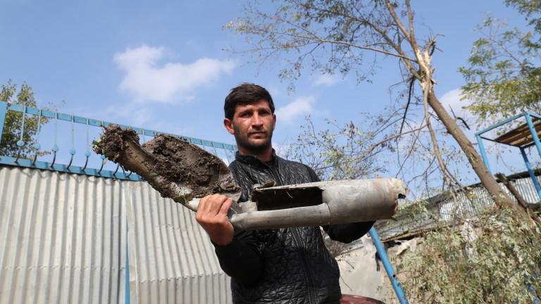 Гърция скастри Турция за намесата в конфликта в Нагорни Карабах