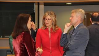 Екатерина Захариева: ЕС с по - голяма роля в Близкия изток