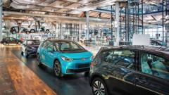 Volkswagen пенсионира електрическия Golf