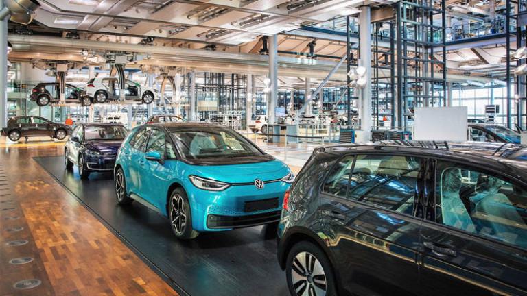 Volkswagen e в напреднали преговори за сделка с Europcar за над 2 милиарда евро