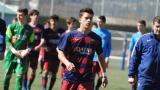 Днес Йоско Теменужков може да стане шампион с Барселона