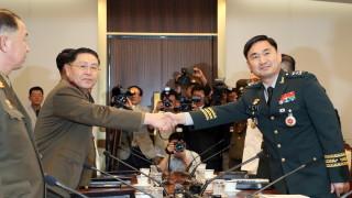 КНДР и Република Корея с преговори на ниво генерали за намаляване на напрежението