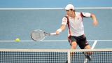 Нишикори срещу Томич на 1/4-финалите в Бризбейн
