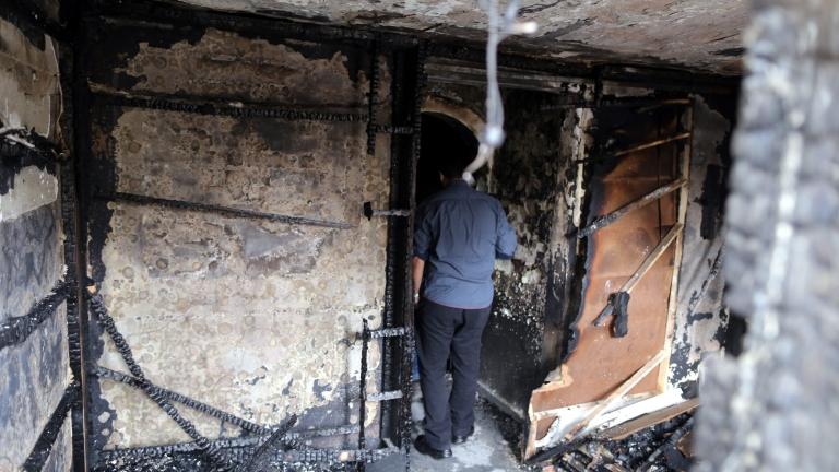 Срути се девететажна жилищна сграда в Кайро