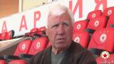Паро: Не съм доволен от това, което видях от ЦСКА срещу Славия