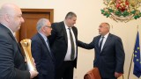 Шампионската купа на Световното първенство по волейбол стартира обиколката си из България от Министерски съвет