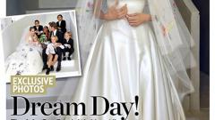 Появиха се първите снимки от сватбата на Джоли