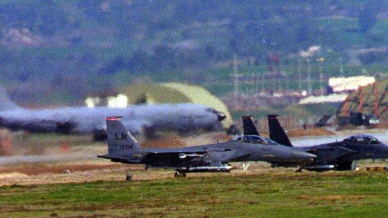 """Турция задържа екстремист, планирал да свали самолет на САЩ край """"Инджирлик"""""""