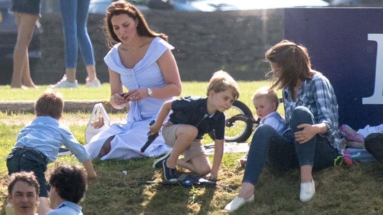 Защо Кейт Мидълтън вече не е перфектната майка