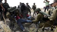Газа изстреля над 100 ракети към Израел