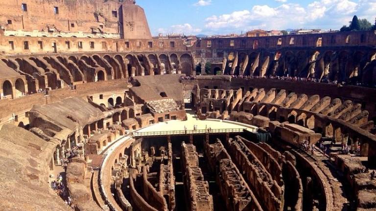 Италия дава 10 милиона евро, за да ремонтира Колизеума