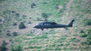 В Турция се разби военен хеликоптер, десетима загинали