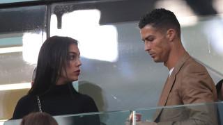 Как Джорджина защити Кристиано Роналдо
