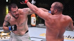 Втора поредна загуба за Благой Иванов в UFC