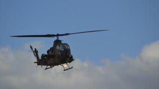 Турция обвини лошото време за катастрофата на военния хеликоптер