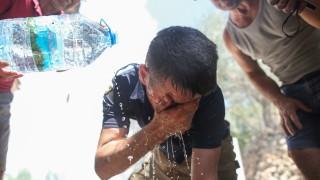 Южна Европа търси ресурси, за да се справи с жегата и пожарите