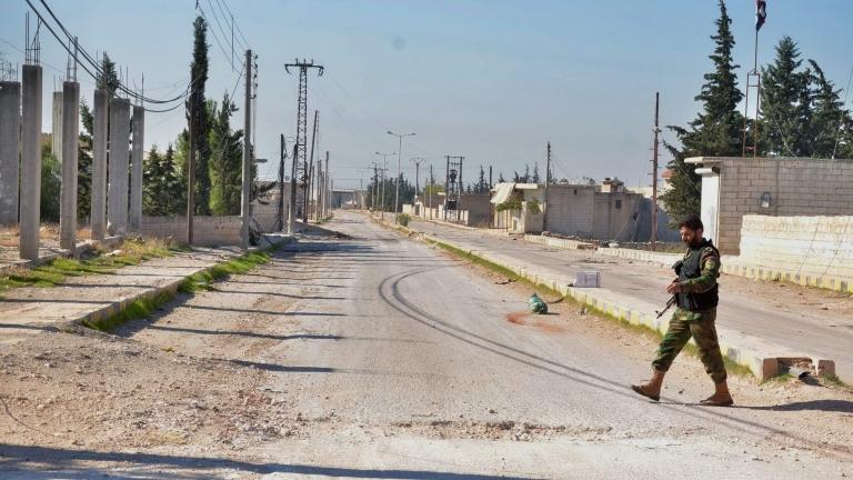 Ще се разпадне ли окончателно Сирия през 2017г.