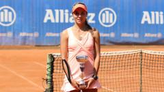 Вики Томова отпадна в квалификациите за участие на Ролан Гарос