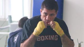 Първа титла за България в професионалния бокс