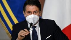 Конте: Италия няма да задължава да се поставя ваксина срещу COVID-19