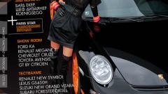 """Вики от """"Мастило"""" поддържа фигурата си с протеинова диета, по същата концепция бе създадено и Porsche 911 GT3 RS"""